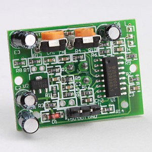PIR Sensor Image (Back View)
