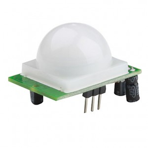 Passive Infrared Sensor [front view]