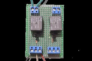 Dual Relay Circuit