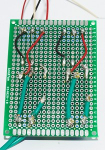 Dual Relay Circuit Back