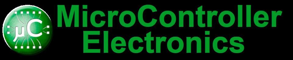 Microcontroller Electronics Logo