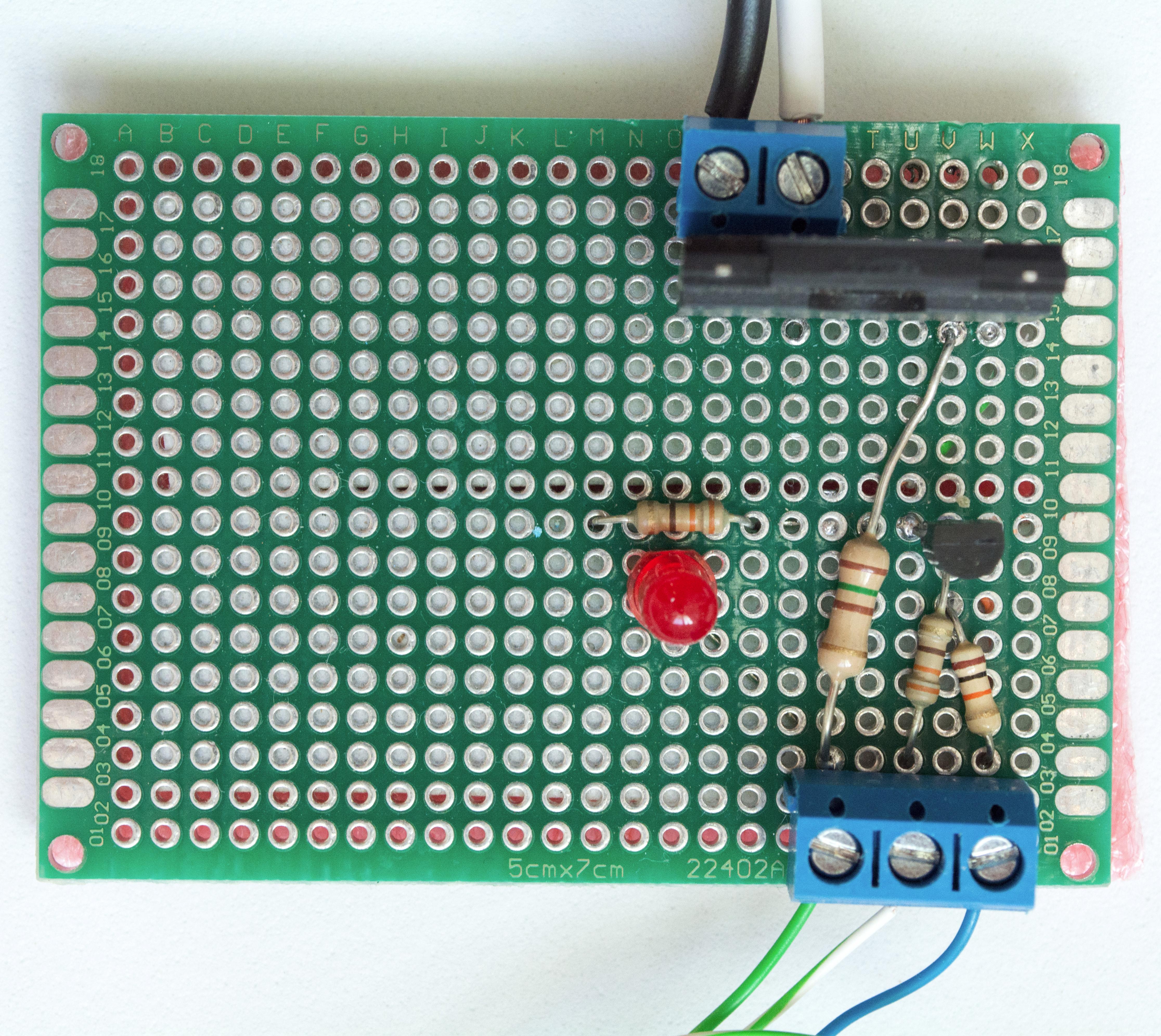 Emergency Phone Call Alert To An Arduino Via Asterisk Pbx Relay Wiring S108t02 Circuit