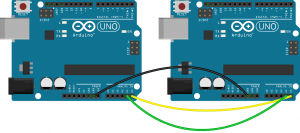 I2C Wire Chat Between Two Arduinos