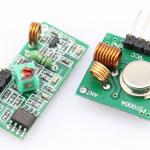 FS1000A RF433 Transmit and Receive Modules
