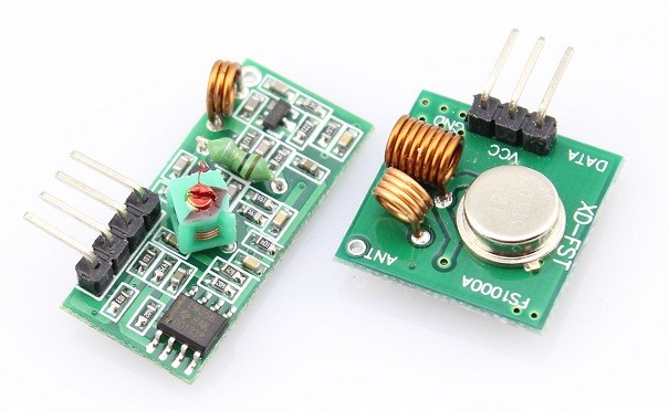Fs1000a Wireless Rf433 Transmit And Receive Module Pair