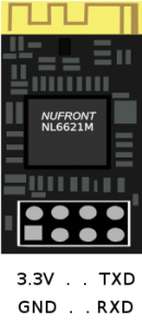 The NL6621 Wireless Module