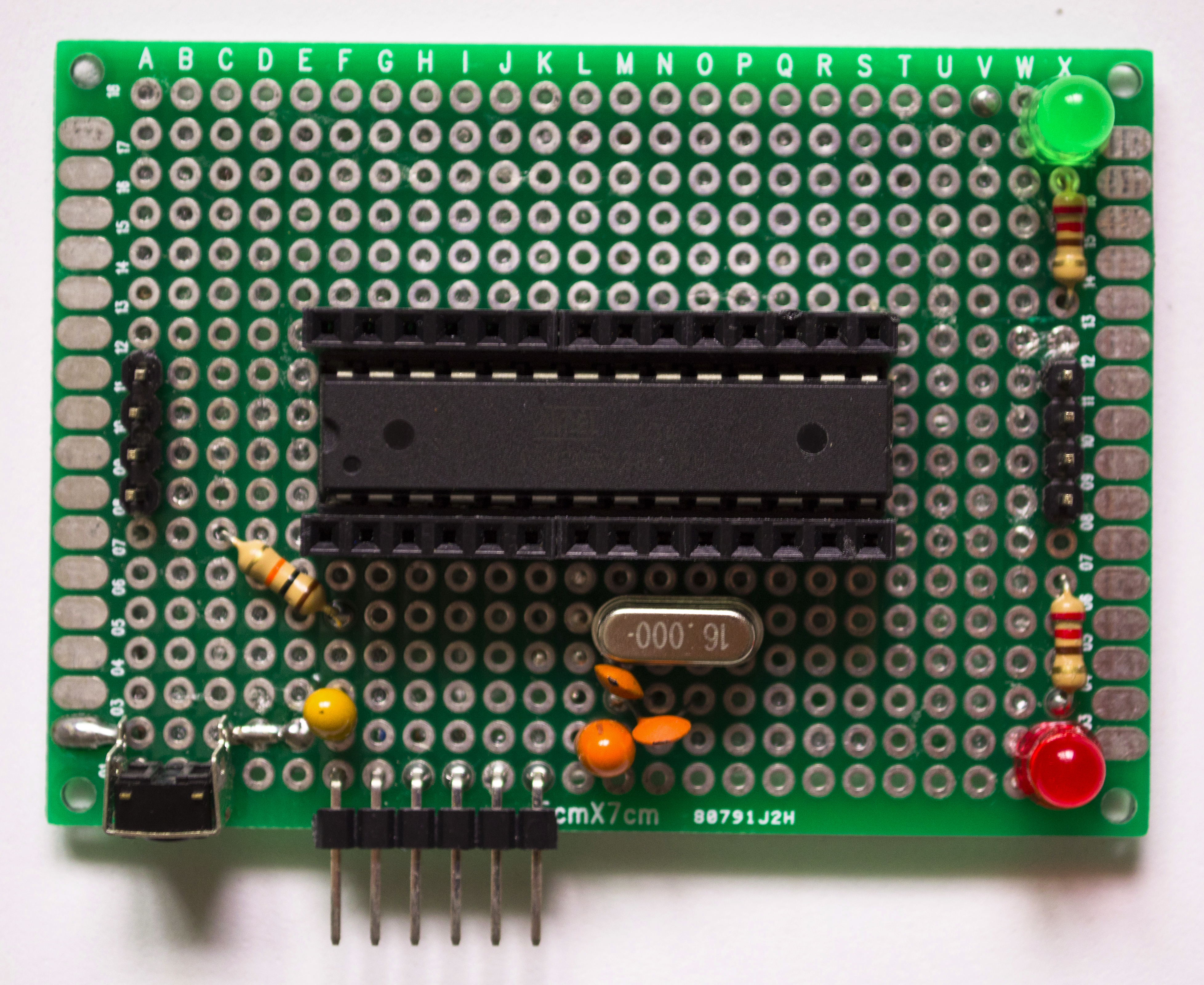 Flashrom and an Arduino at 3 3V - MicroController Electronics