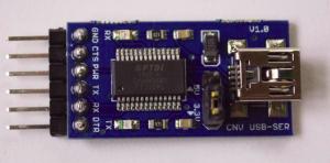 FTDI USB-Serial Convertor