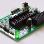 DIY Arduino [Side View]