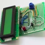 DIY LCD Shield