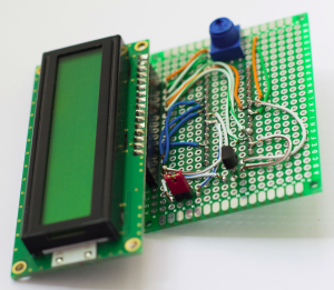 DIY LCD Shield