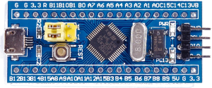 ARM Cortex M3 STM32F103C8T6
