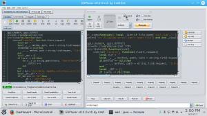 ESPlorer Screen Shot (ESP8266 IDE tool)