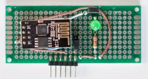 ESP8266 DIY Programmer Cradle