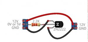 Switch 12V