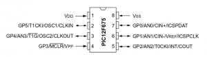 Pulse Width Modulation on a PIC12F675