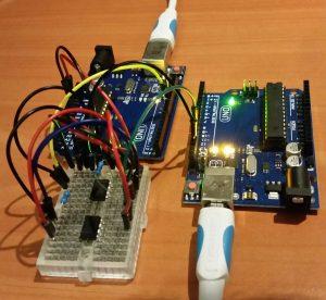 MAX485 Arduino