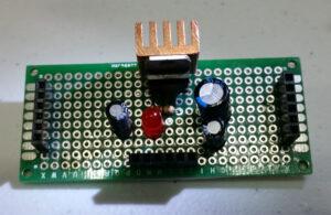 LM7805 Circuit