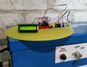 Arduino Invertor Monitor