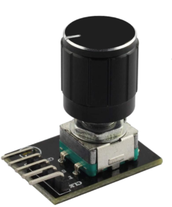 Rotary Encoder with Button